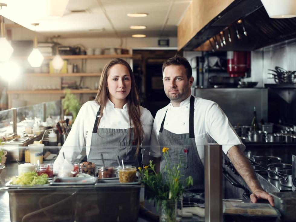 Sarah Heard and Nathan Lemley