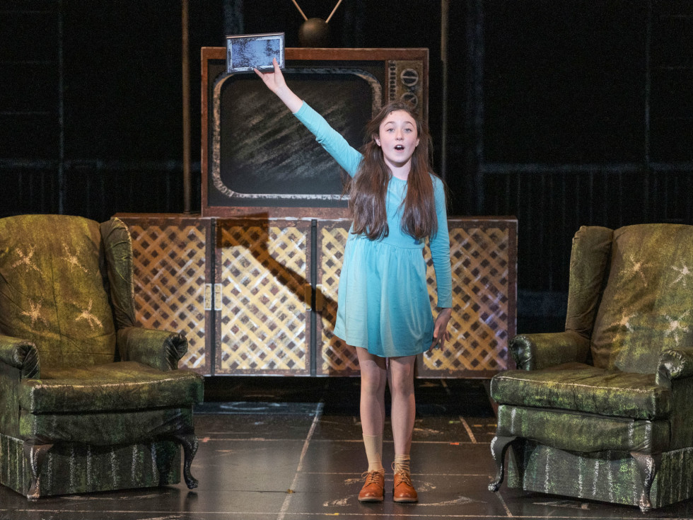 ZACH Theatre presents Matilda The Musical