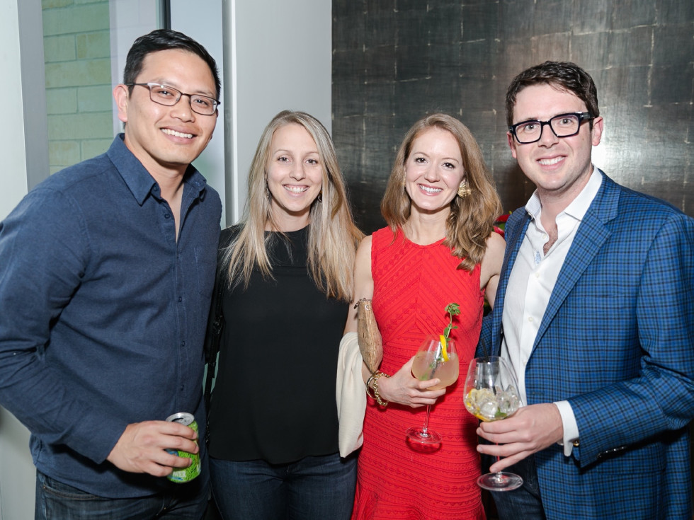 Urban Harvest Sunday Supper 2019 Jason Mok Stephanie Mok Anna Brewster Nick Muscara