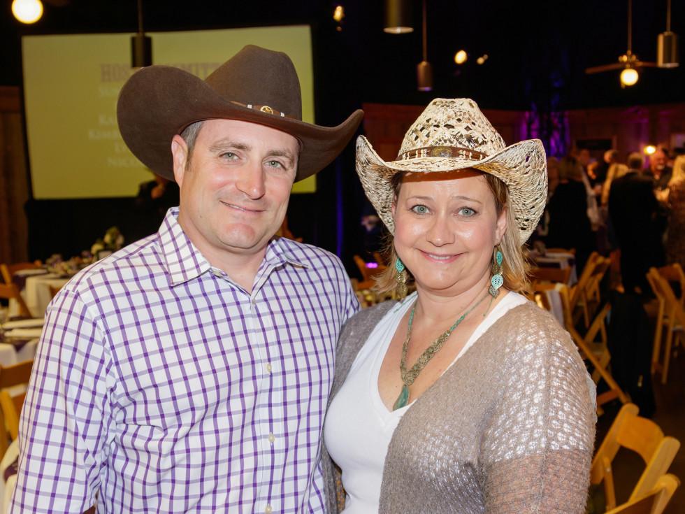 Chris Collins, Vanessa Collins