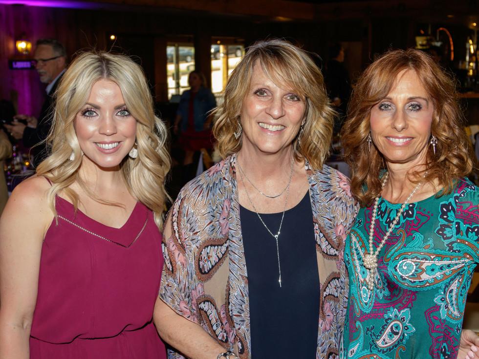 Carrie Alexander, Beth Brake, Ellen Ringenberger