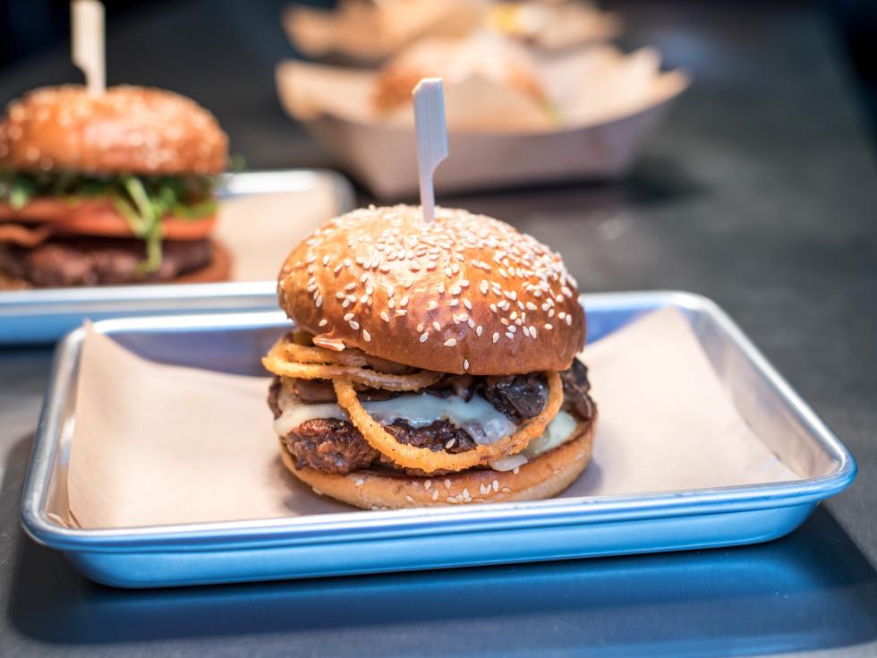 Lil'doddy Austin burger