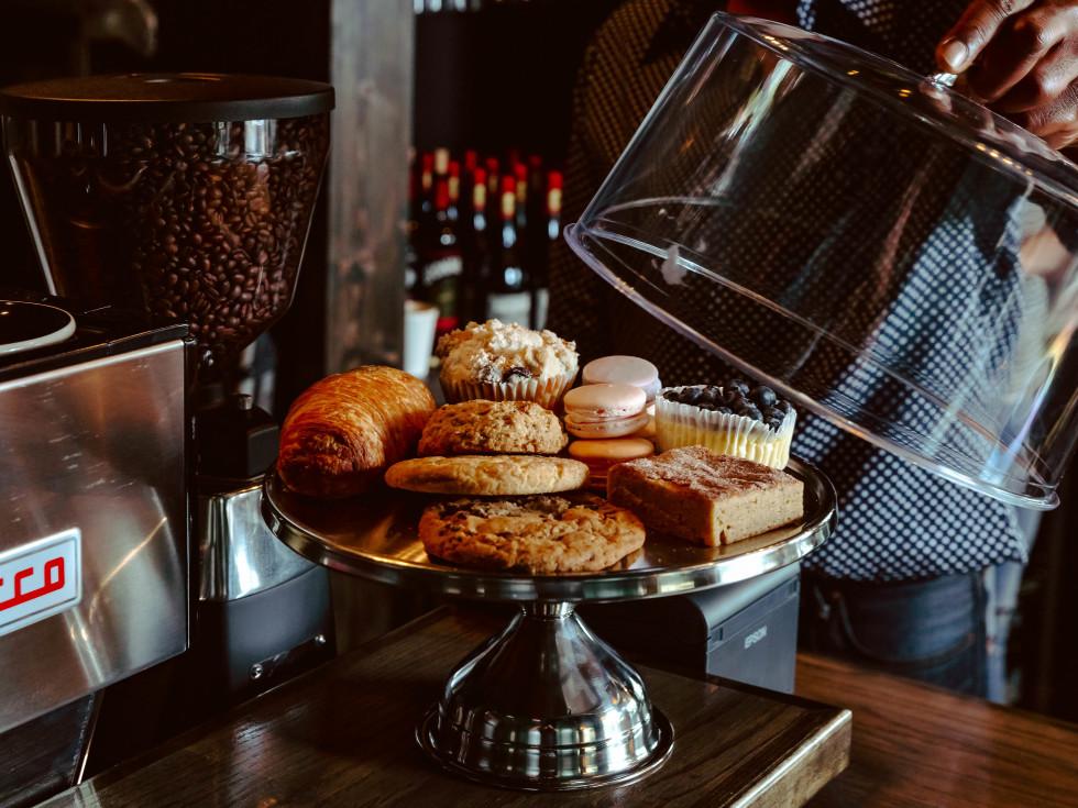 Velouria Austin pastries