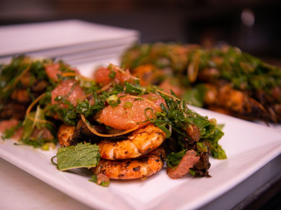 Rosalie Italian Soul Wood-oven Gulf Shrimp Fra Diavolo