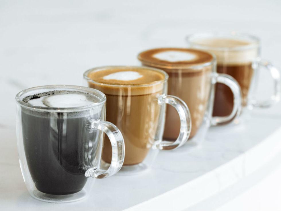 Formula Wellness Center charcoal latte