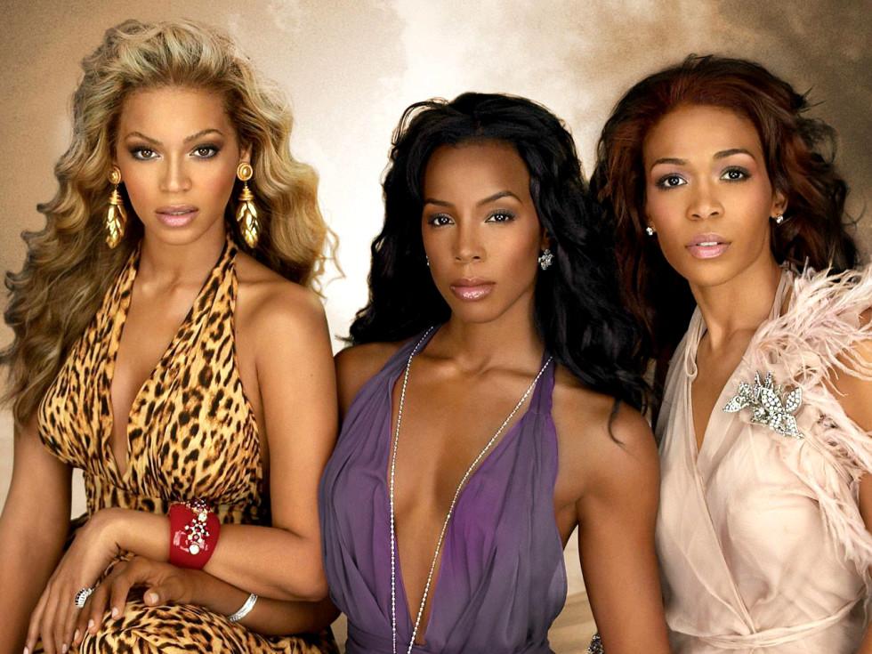 Destiny's Child promo pic
