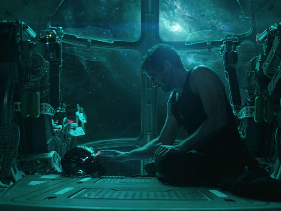 Robert Downey, Jr. in Avengers: Endgame