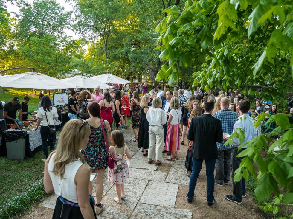 Umlauf Garden Party 2019
