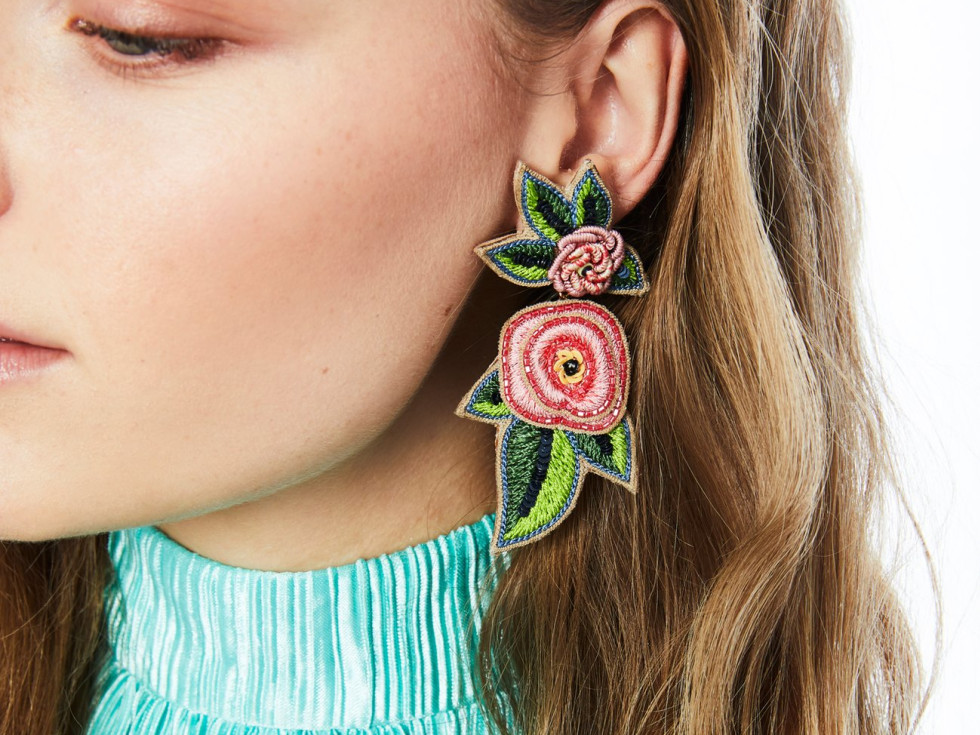 Mignonne Gavigan earrings