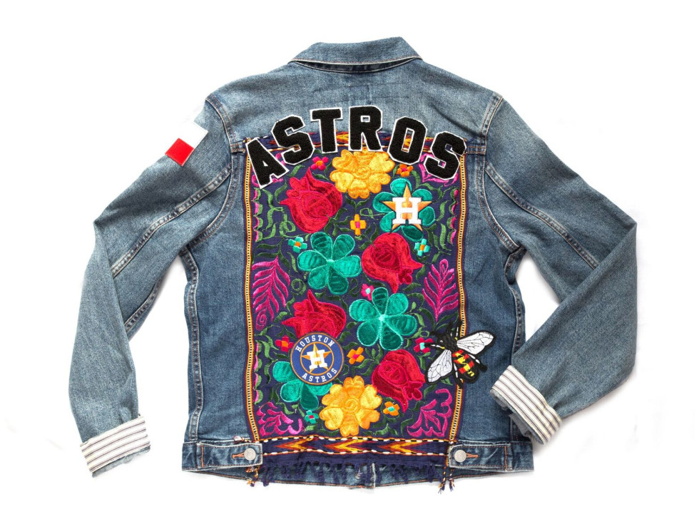 Two Tequila Sisters denim jacket