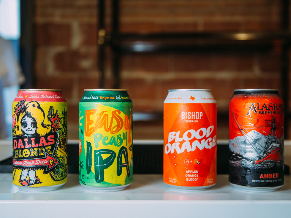 Tastemaker Awards Dallas 2019, beer, cider