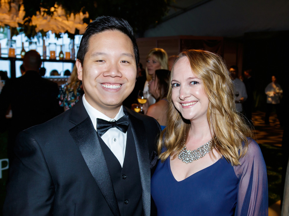 Lewis Chang, Grace Cook