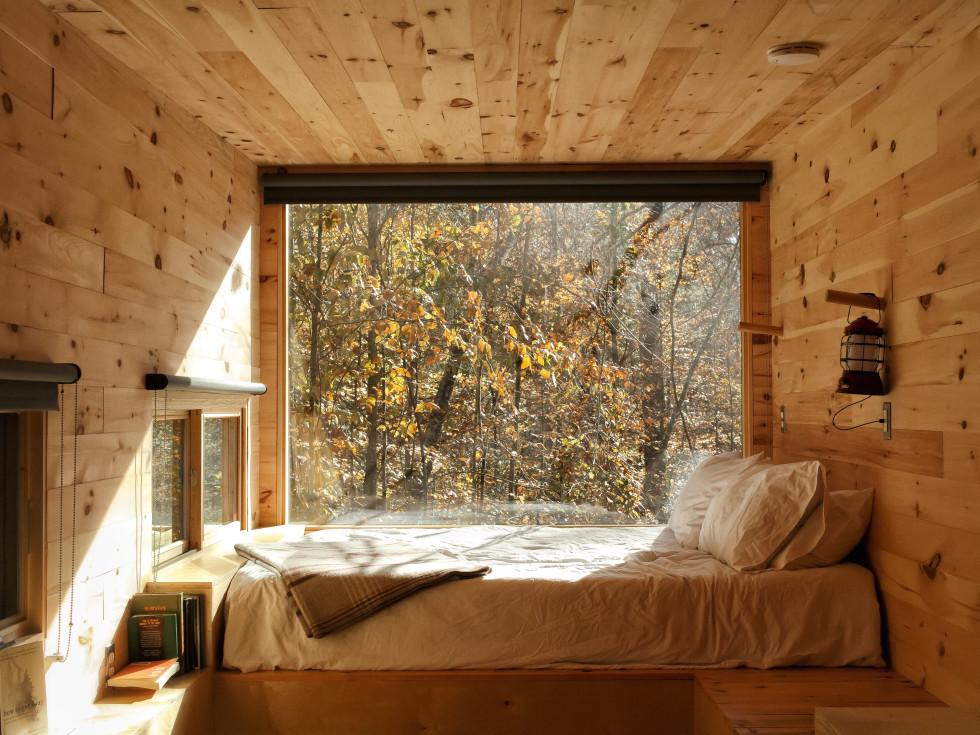 Getaway tiny cabin