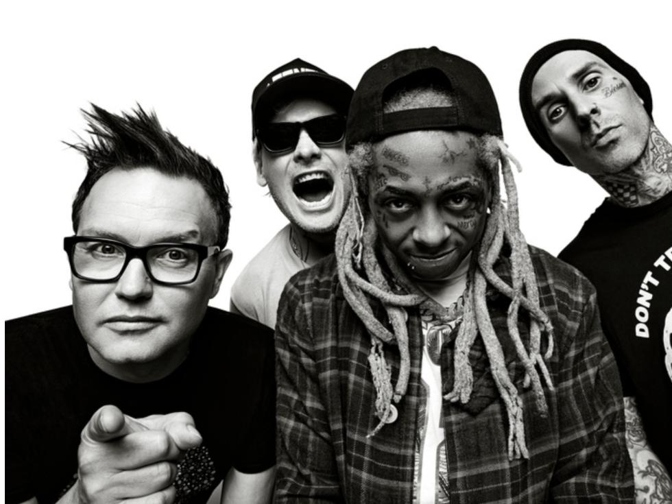 Lil Wayne Blink-182