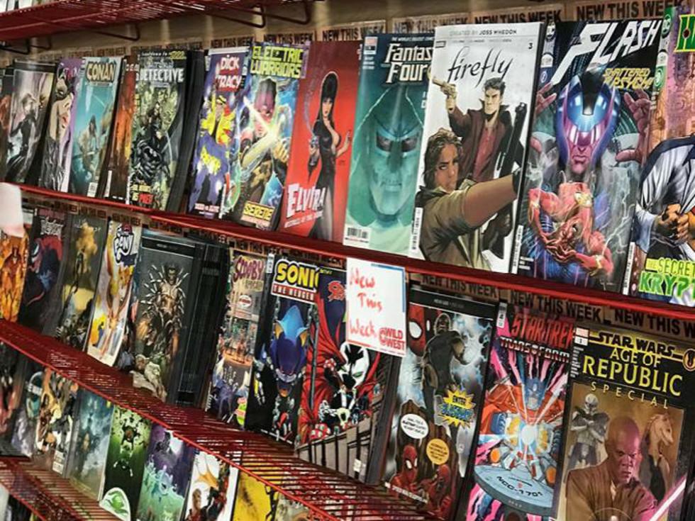 Wild West Comics