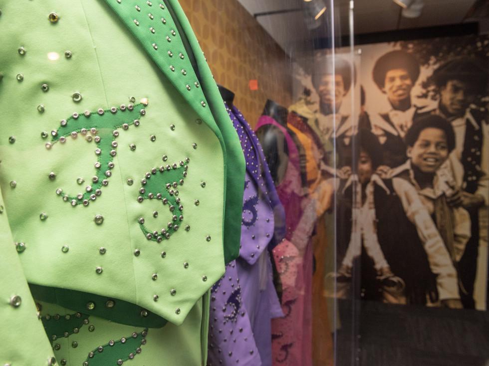 Motown exhibit LBJ Library 2019