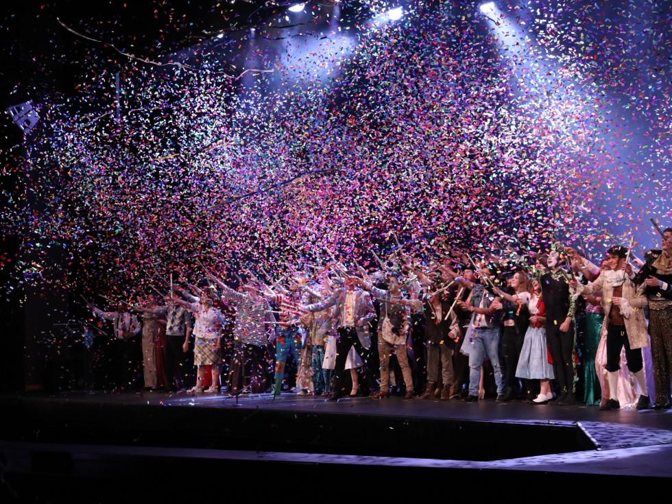 DSM High School Musical Awards finale