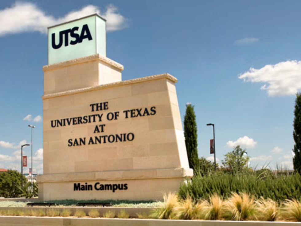 UTSA Main Campus today