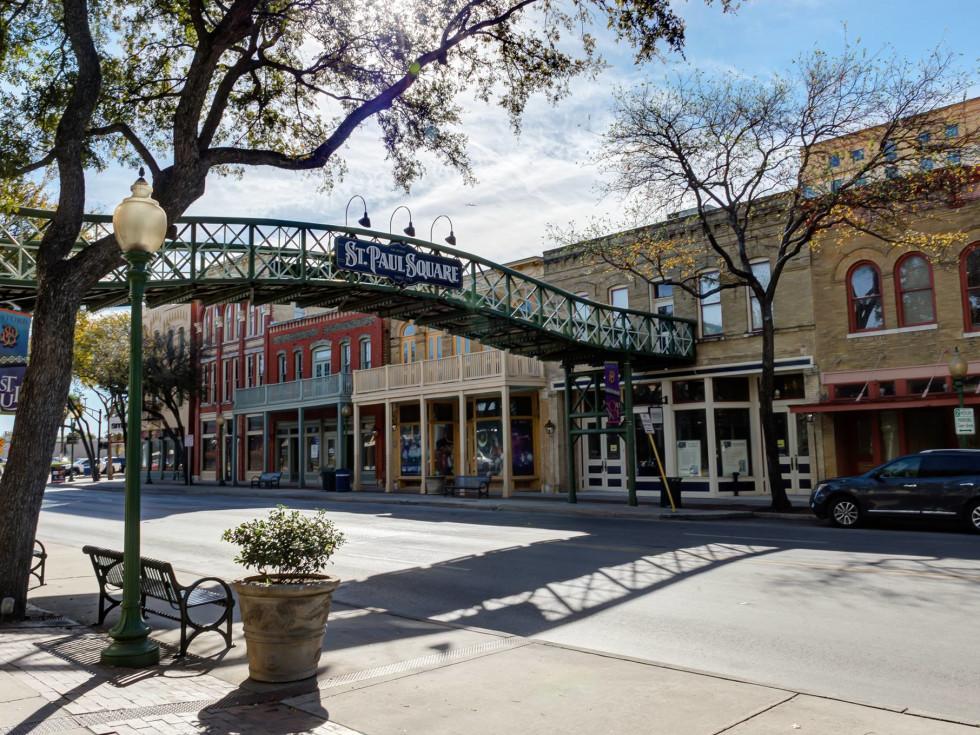 St. Paul Square San Antonio