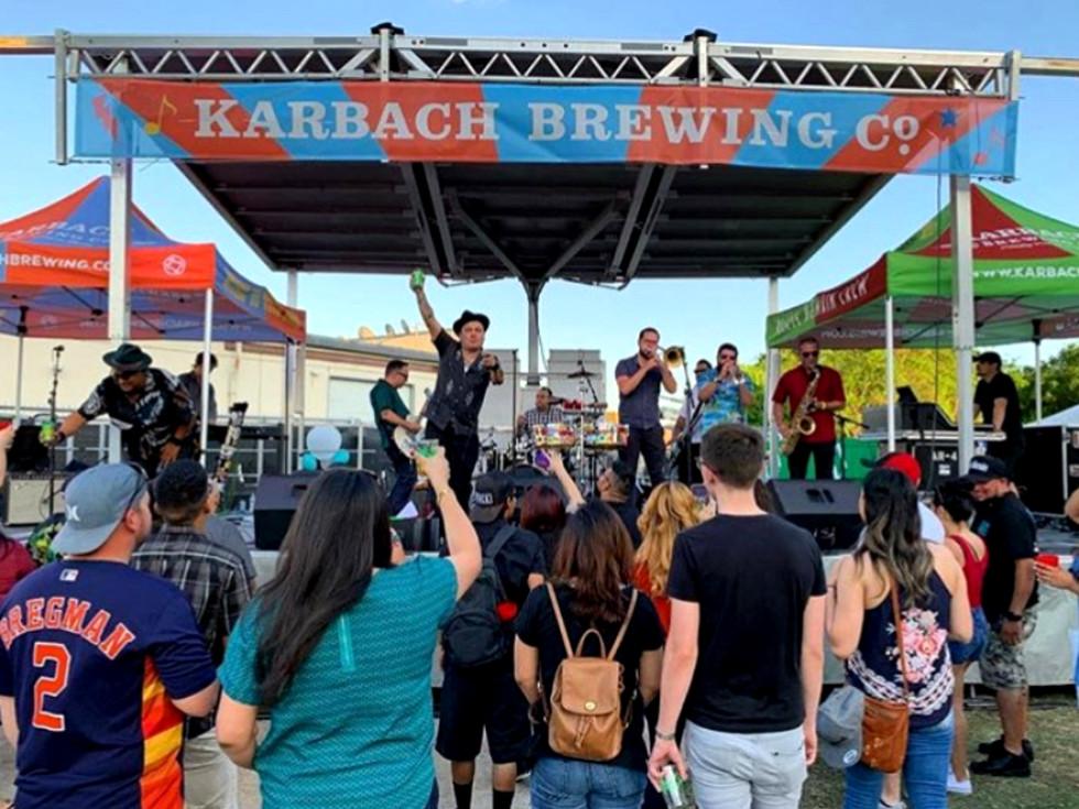 Karbach Love Street Fest