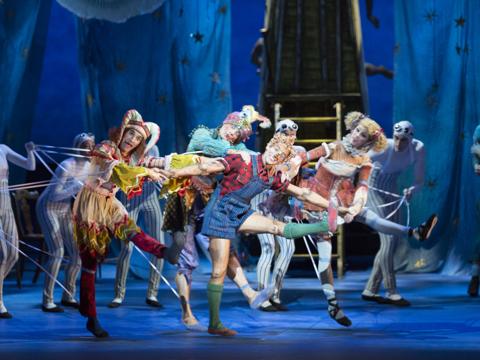 Texas Ballet Theater Pinocchio