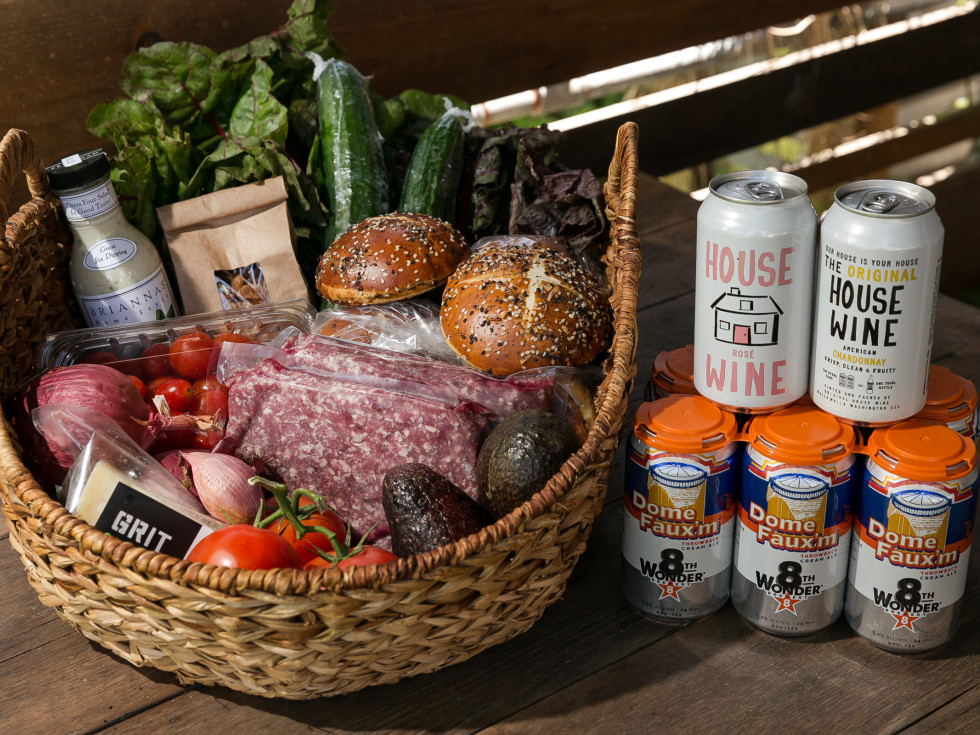 Grit Grocery home delivery Houston