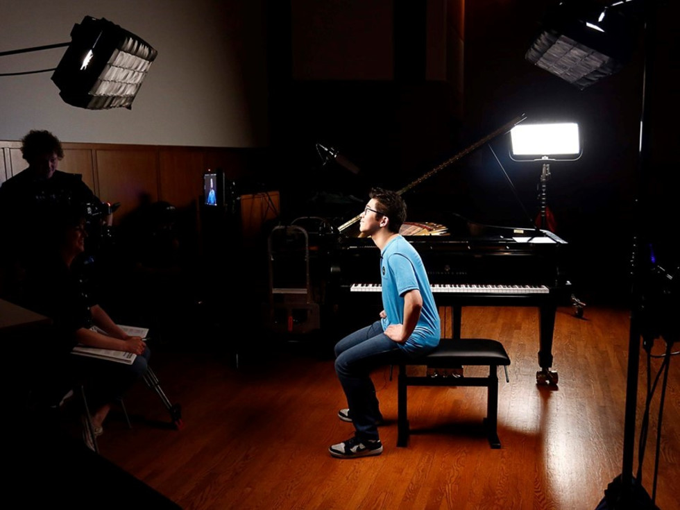 Jun Li Bui, Cliburn International Piano Competition webcast