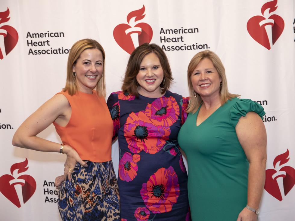 Abbey Pendroff, Heather Guild, Pamela Beard
