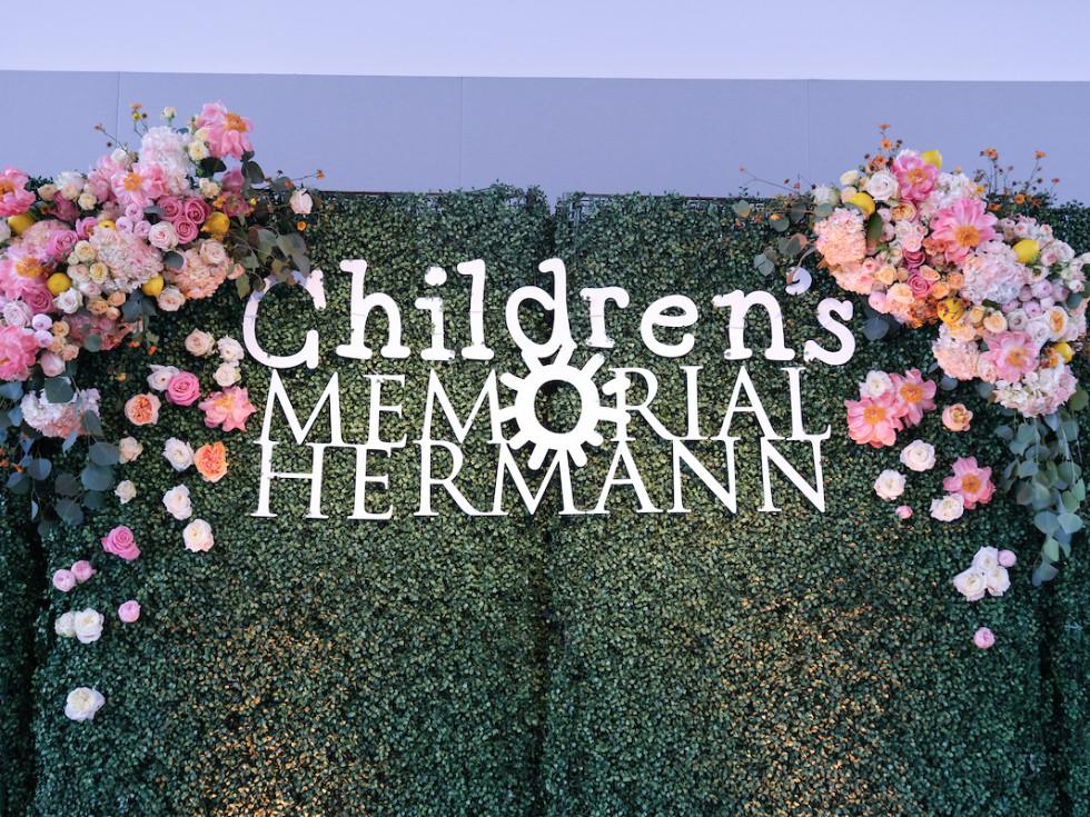 Children's Memorial Hermann Garden Party