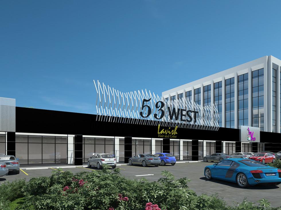 5353 West Alabama rendering