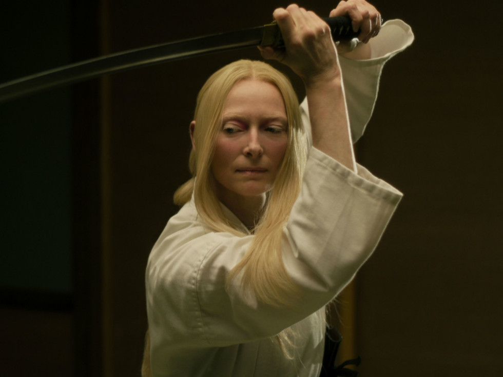 Tilda Swinton in The Dead Don't Die