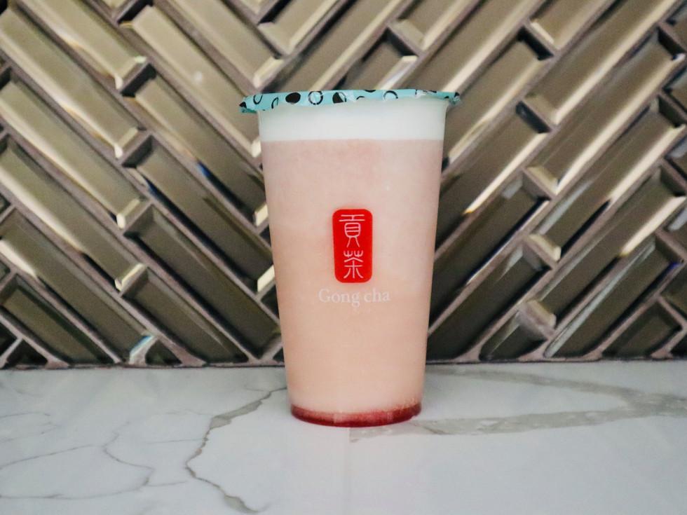 Gong Cha milk tea