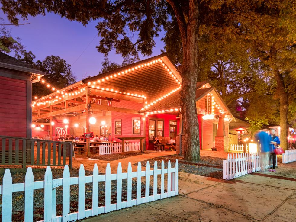 Rainey Street Austin Texas bar