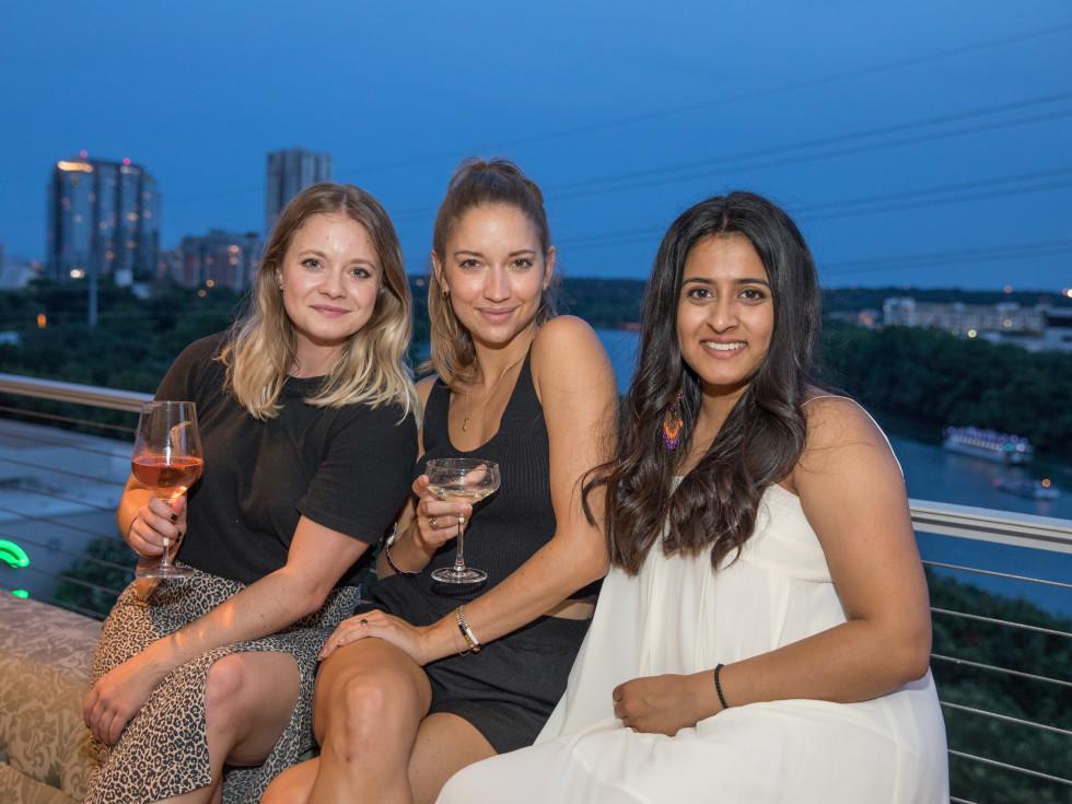 Teen Vogue's Sweet 16 Madilyn Bisco Poonam Patel and Guest