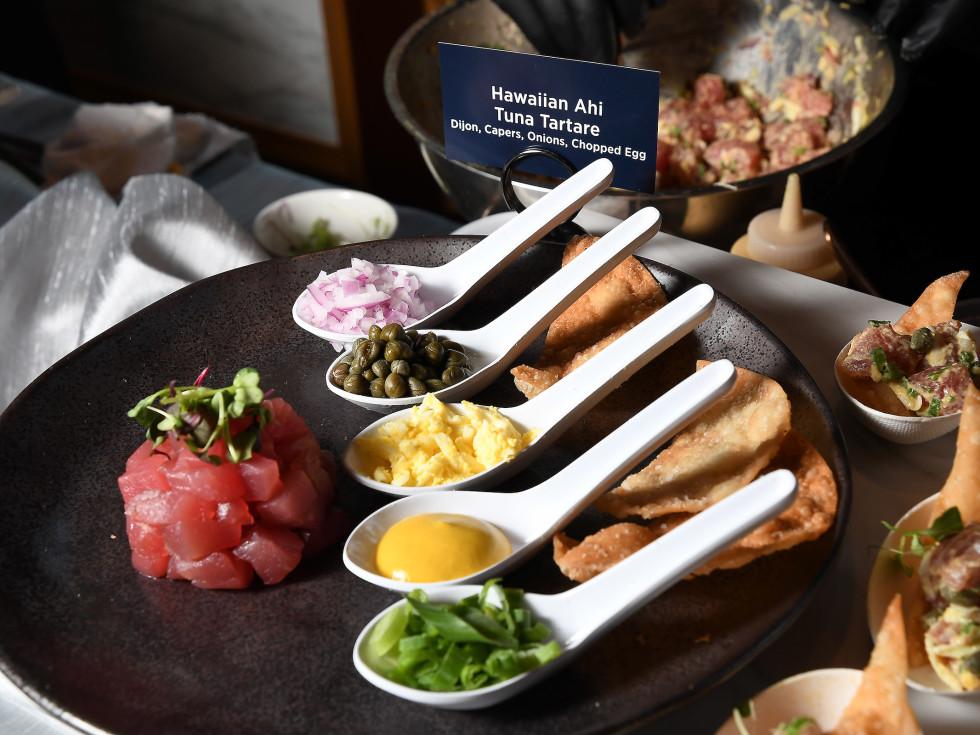 M&S Seafood Hawaiian Ahi Tuna Tartare