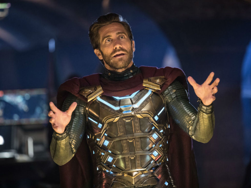 Jake Gyllenhaal in Spider-Man: Far from Home