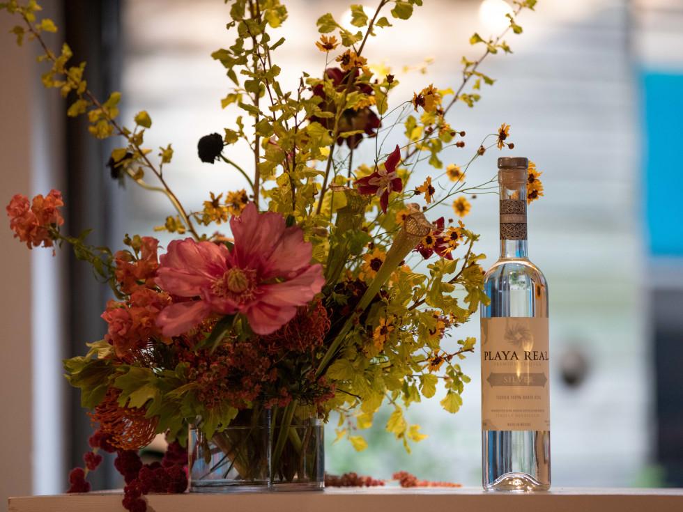 MOSS San Antonio flowers and tequila