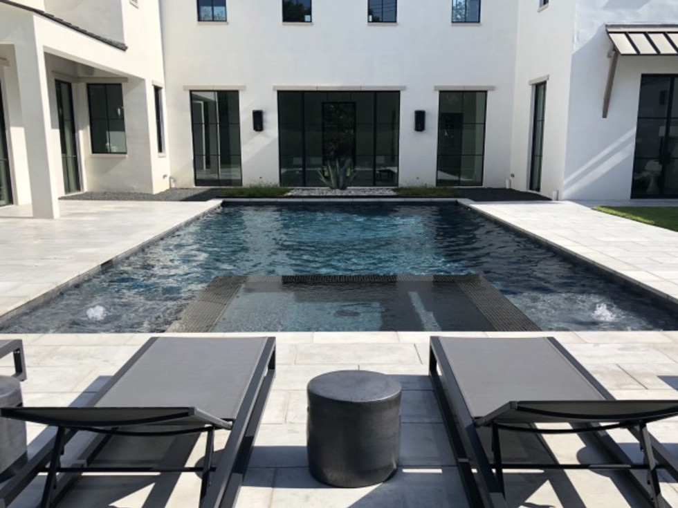 Preston Hollow Dallas pool for rent