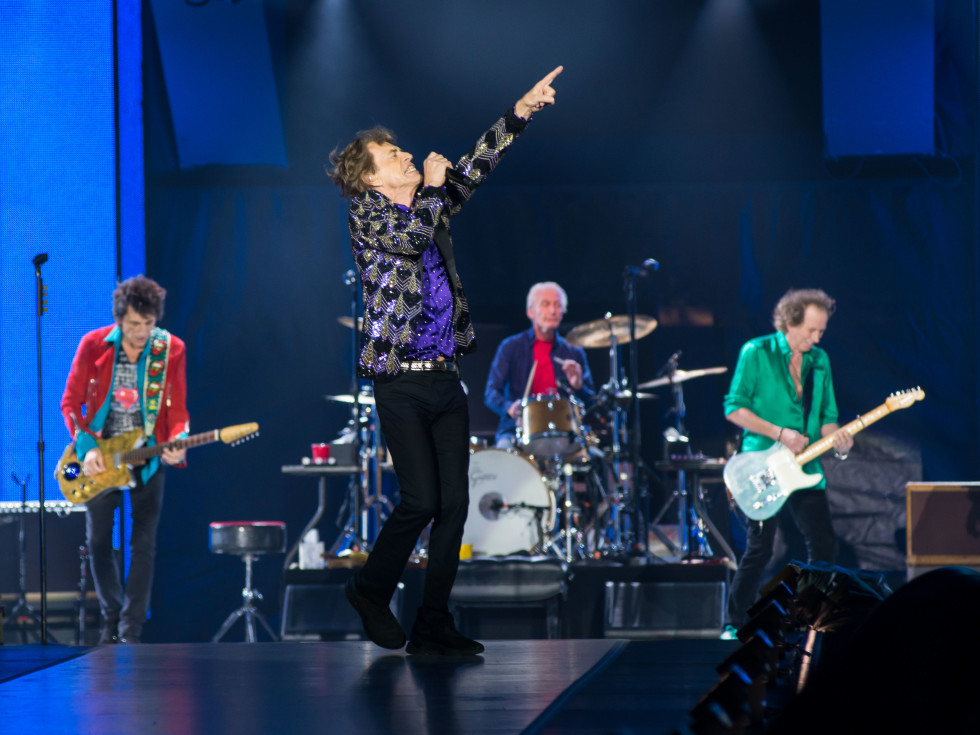 Rolling Stones Houston concert 2019 NRG Stadium