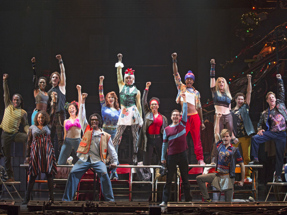 Rent 20th anniversary tour 2019