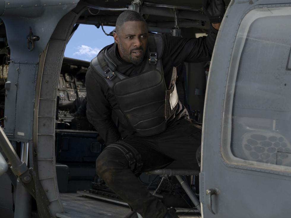 Idris Elba in Hobbs & Shaw