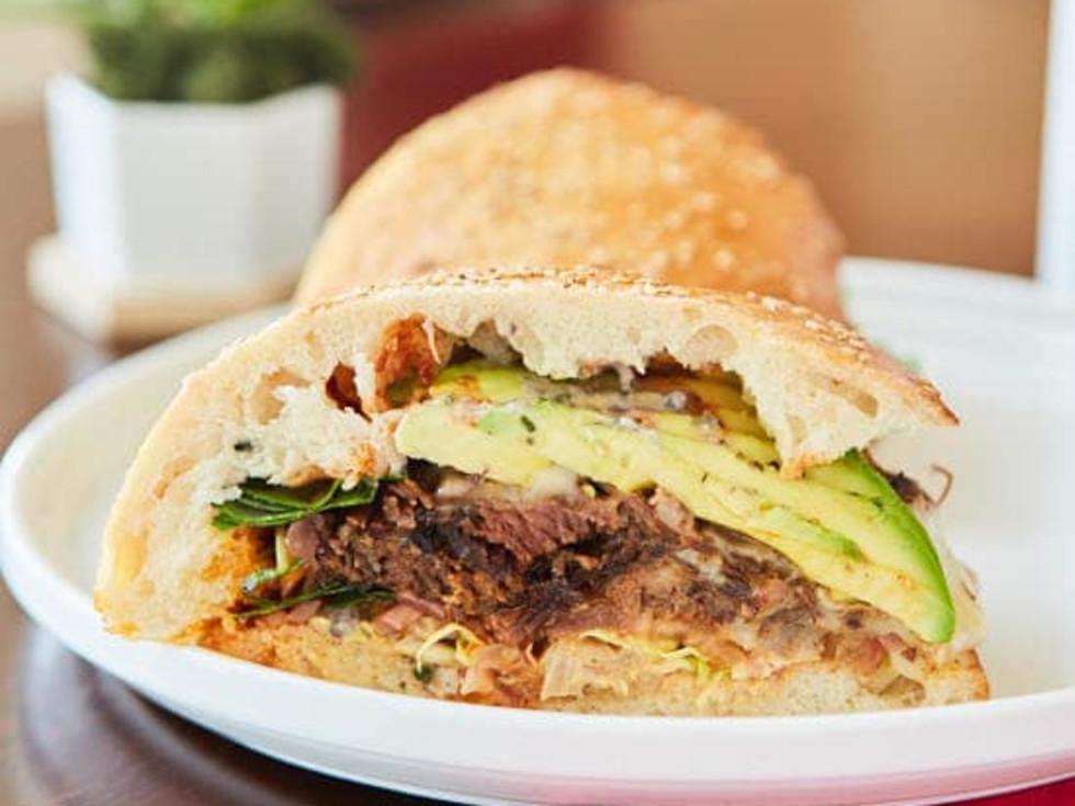 Stack's Sandwich