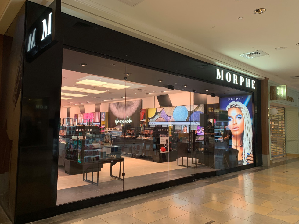 Morphe North Star Mall San Antonio