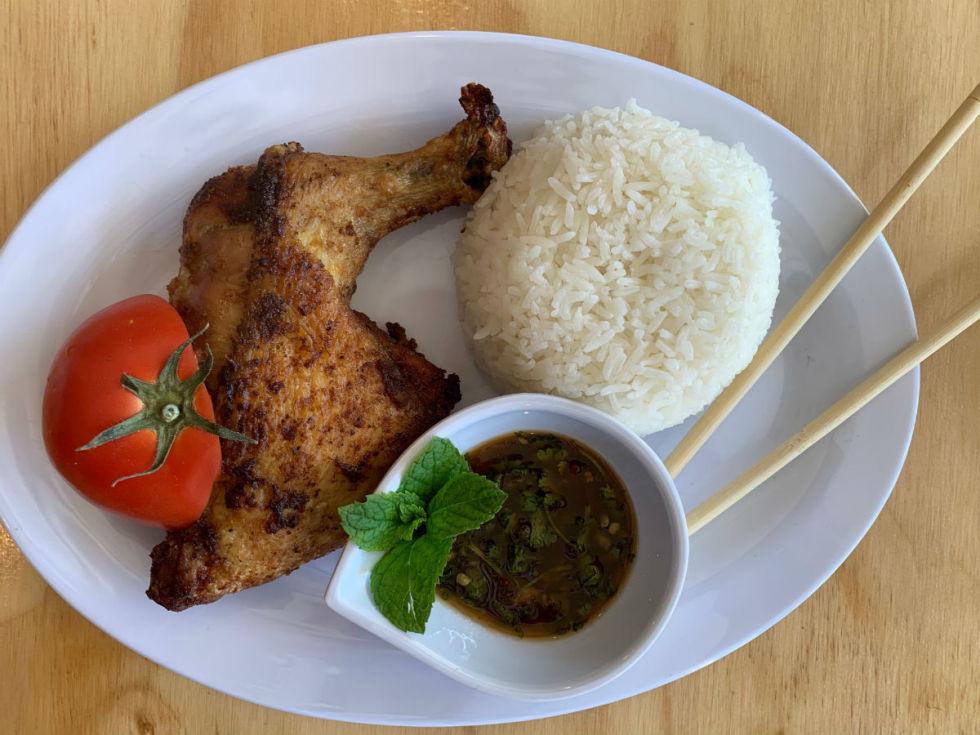Sabai Sabai chicken
