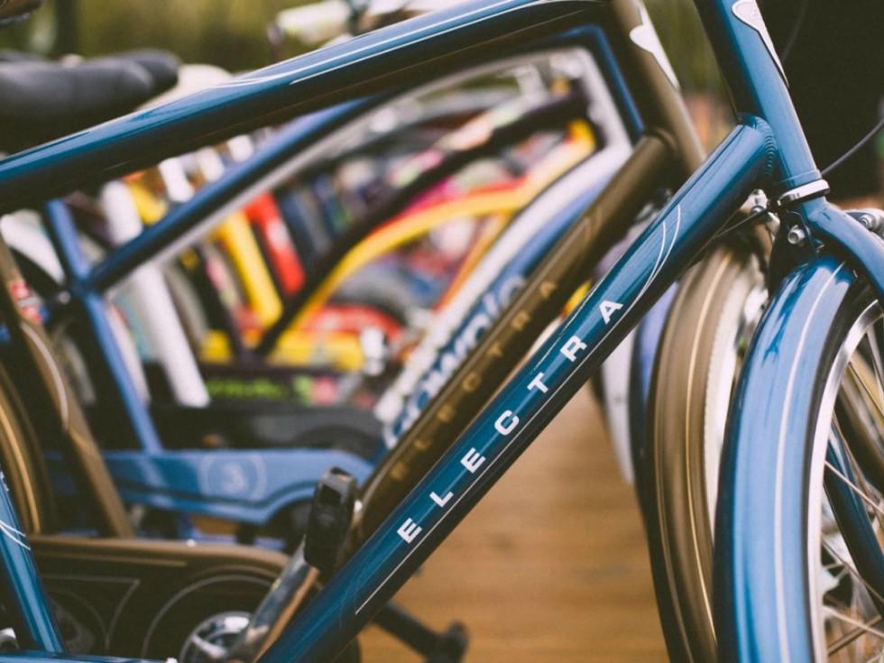 Bicycles, Blues & Brews