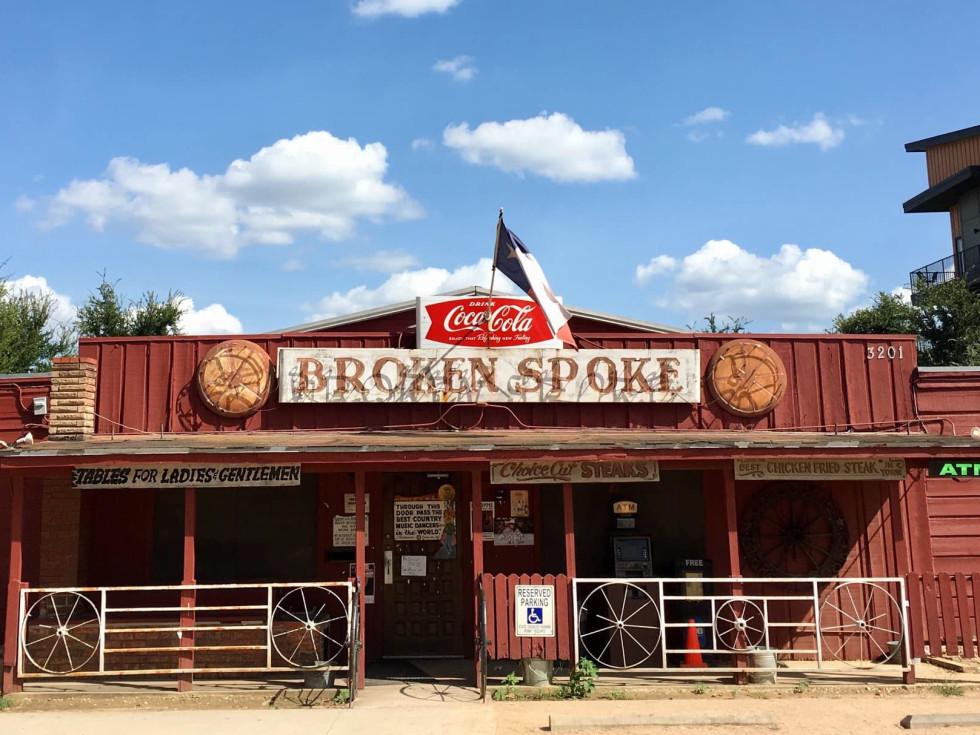 Broken Spoke Austin