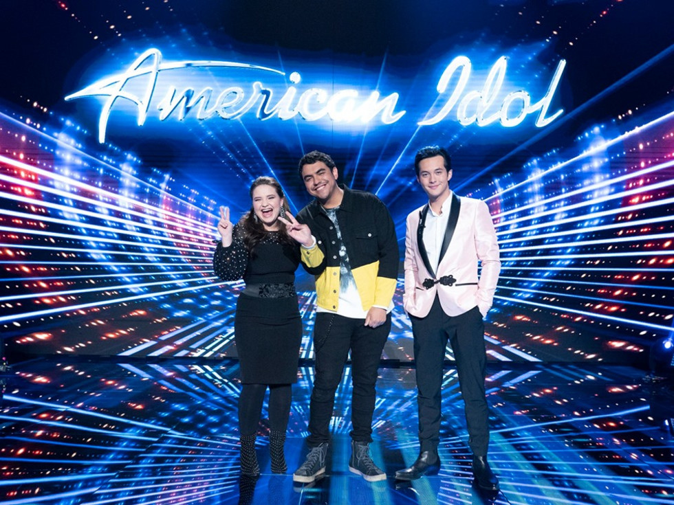 American Idol contestants