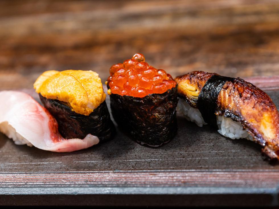 Kata Robata sushi
