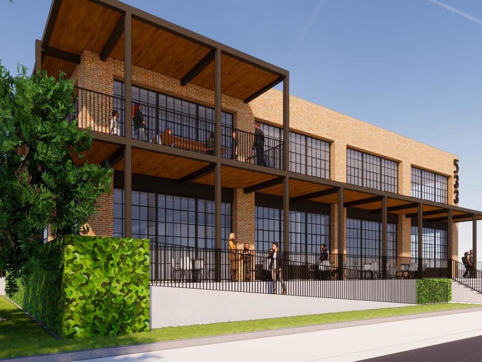 Viva Brewing building