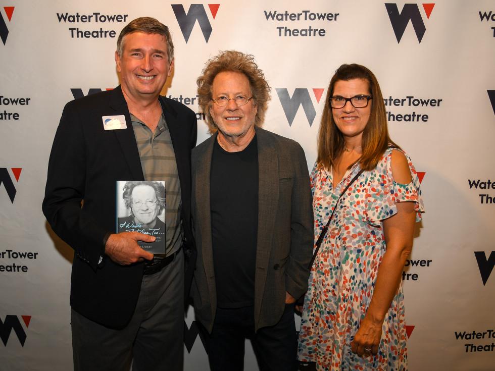 Paul Walden, Steve Dorff, Marsha Walden